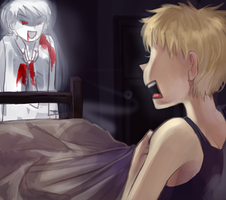 The ghost of Prussia by Areyouonfireyet