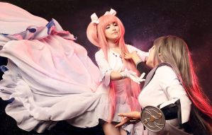 Madoka Goddess by KikoLondon