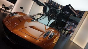 The Ultimate - Pagani Huayra by praveen3d