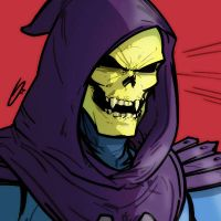 MOTU: Skeletor by grantgoboom