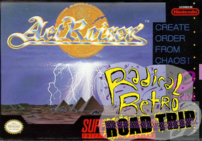Radical Retro Roadtrip Ep03: Actraiser by JoeGPcom
