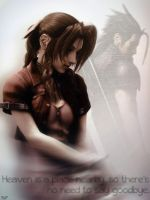 Zack+Aerith_FFCC by SDFWHATUP