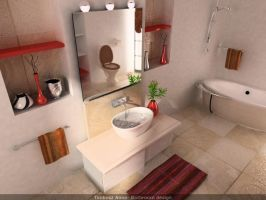 Bathroom design 2 by anna1984