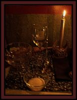 By Candlelight by LadyAutumnDesigns