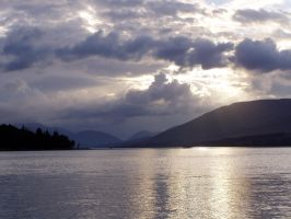 Loch Linnhe by Scariecrow