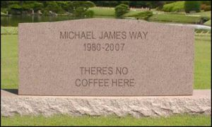 RIP Mikey Way by onegothicromance