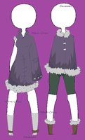 Outfit adopts(1 Left) by Mifune-circus