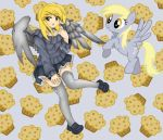 Derpy hooves human by magico-enma
