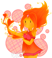 flame princess by berry-angel-123