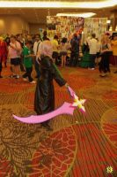 Finished marluxia scythe by YachiruFoxTailFairy