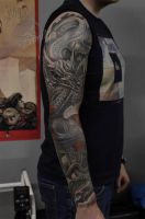 Sleeve  by ABYSS-TAT-2S