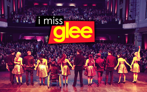 Glee Wallpaper 1 by paoloholic