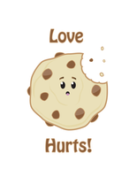 Love Hurts! by JohnRose-Illustrator
