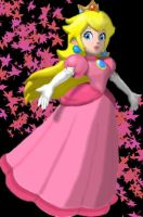 Princess Peach :Done: by Hero-of-Awesome
