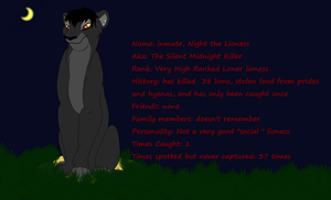 A character i made for Koai by lilliethecat