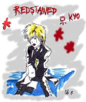 +.+reDstaInEd kyo+.+ by redstains