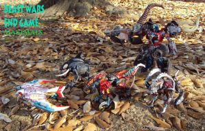 Beast Wars End Game Maximals by Unicron9