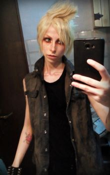 Prompto Final Fantasy XV Cosplay MissHatred by JessicaMissHatred