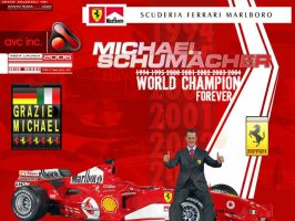 Michael Schumacher :: TRIBUTE by amitverma