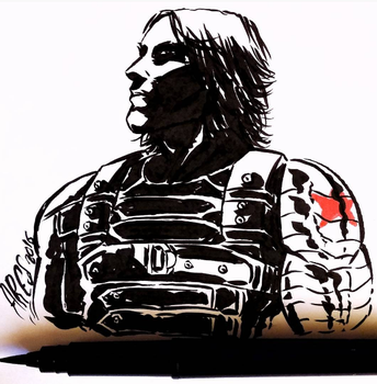 Winter Soldier by Paterdixit