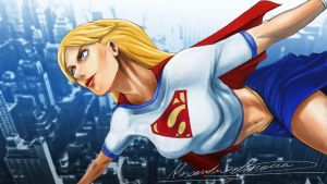 Supergirl 08 by citynegotiator