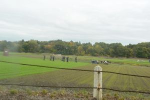 October 2014, Local Farm Fields by Miss-Tbones