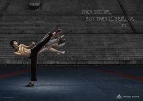 Taekwondo Wallpapers x2 by Aftab-X
