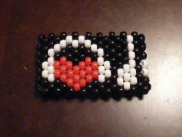I heart Music Cuff by JamieKins1126