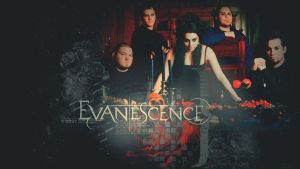 evanescence wallpaper by Lexop