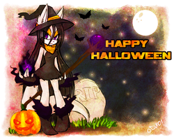 Happy Halloween 2012 by DawnValentine101