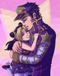 Father and Daughter Kujo by Yoko-Wind