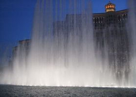 Bellagio Fountainscape by PhishPhace