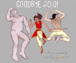 Happy New Year 2011 by BaaingTree