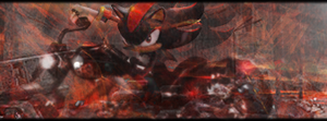 Shadow the Hedgehog Sig 2 by Flip0024