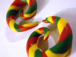 Who loves Rasta Plugs? by BitternessPrincess