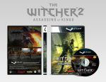 Game Cover Episode 4: The Witcher 2 by alexsvisuals