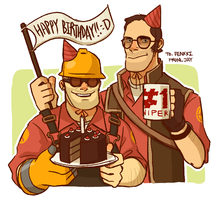 The Incredible Tales of Happy Birthday! by diceberg7