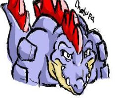 iScribble: Feraligatr by The-Incredible-Al