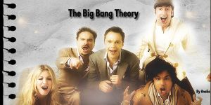 The big bang theory Banner 2 by HappinessIsMusic