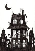 house of cats by theOvercoat