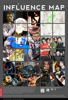 Seadre's Influence Map by Seadre