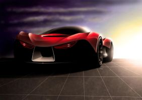 Mazda-RS concept II by Morfiuss