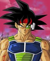 Bardock version 2 by BardockSonic