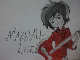 marshall lee! by Jhennica0987654321
