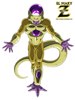 Golden Freezer FNF by el-maky-z