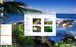 Windows 7 build 6956 by Dannydeman