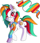 MLP: Commission: OC: Minty by Mychelle