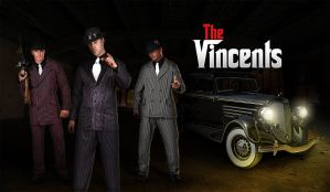 The Vincent brothers by Andrei-Oprinca