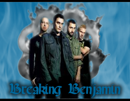 Breaking Benjamin by missyxplague
