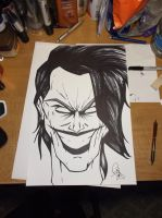 The Joker by emceelokey